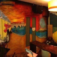 Jammin' Hostel Rimini гостиничный бар фото 3