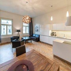 Апартаменты Apartments Dusni - Old Town Square Прага в номере фото 2