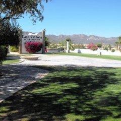 Отель Los Cabos Golf Resort, a VRI resort спортивное сооружение