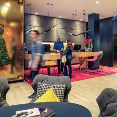 Mercure Hotel Berlin Wittenbergplatz интерьер отеля