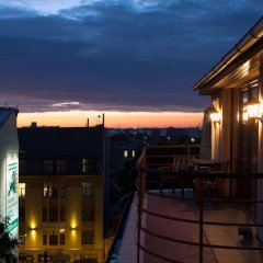 Art Hotel Laine балкон