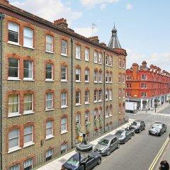 Отель Chiltern Street Serviced Apartments Великобритания, Лондон - отзывы, цены и фото номеров - забронировать отель Chiltern Street Serviced Apartments онлайн парковка