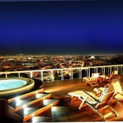 Отель Rome Cavalieri, A Waldorf Astoria Resort комната для гостей
