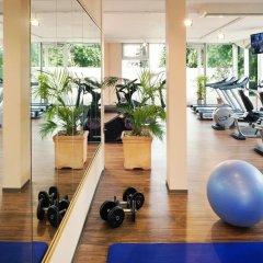 Отель InterContinental Frankfurt фитнесс-зал