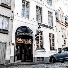Отель The Pand Hotel Бельгия, Брюгге - 1 отзыв об отеле, цены и фото номеров - забронировать отель The Pand Hotel онлайн вид на фасад
