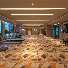 Mytt Beach Hotel фитнесс-зал