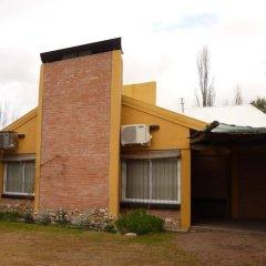 Отель Cabañas Olivos y Bodegas Сан-Рафаэль парковка