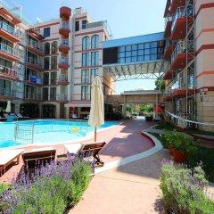 Отель Menada Tarsis Apartments Болгария, Солнечный берег - отзывы, цены и фото номеров - забронировать отель Menada Tarsis Apartments онлайн бассейн