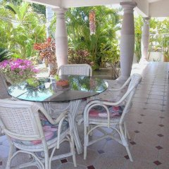 Отель Villa Sun Guadalupe балкон