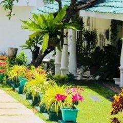Отель Villa Sri Beach