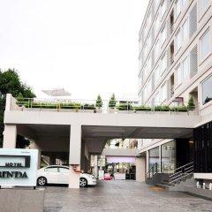 Отель PARINDA Бангкок парковка