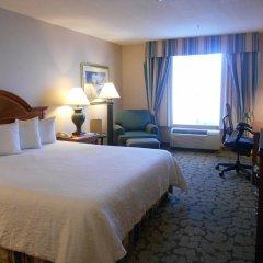 Отель Hilton Garden Inn Columbus Airport комната для гостей фото 3