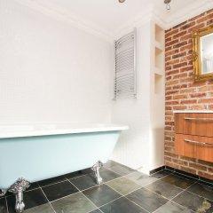 Отель Sillwood Balcony Apartment Великобритания, Брайтон - отзывы, цены и фото номеров - забронировать отель Sillwood Balcony Apartment онлайн ванная