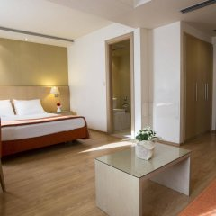 Отель Davitel - The Tobacco Салоники комната для гостей фото 3
