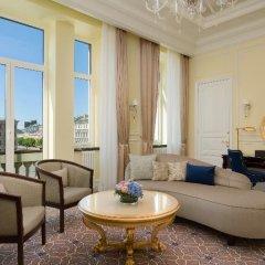 Lotte Hotel St. Petersburg 5* Номер Heavenly с двуспальной кроватью фото 9