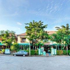 Отель Green Heaven Hoi An Resort & Spa Хойан парковка