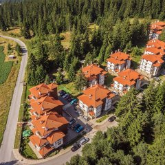 Отель Mountain Lake Hotel Болгария, Чепеларе - отзывы, цены и фото номеров - забронировать отель Mountain Lake Hotel онлайн фото 6