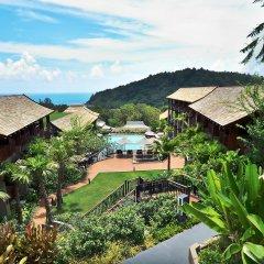 Отель Avista Hideaway Phuket Patong, MGallery by Sofitel Таиланд, Пхукет - 1 отзыв об отеле, цены и фото номеров - забронировать отель Avista Hideaway Phuket Patong, MGallery by Sofitel онлайн пляж
