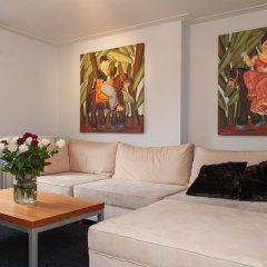 Отель New Apartment Top Location Near RAI Нидерланды, Амстердам - отзывы, цены и фото номеров - забронировать отель New Apartment Top Location Near RAI онлайн комната для гостей фото 4