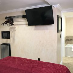 Отель Nite Inn Студио-Сити удобства в номере фото 2