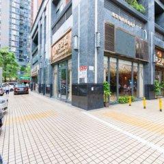 Апартаменты Ruige Business Apartment (Shenzhen Xinzhou Road Kingzone) парковка