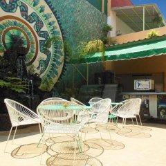 Отель Hostal Centro Historico Oasis Мехико бассейн фото 2