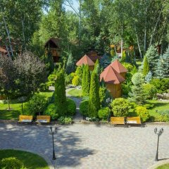 Гостиница Hutor Hotel Украина, Днепр - отзывы, цены и фото номеров - забронировать гостиницу Hutor Hotel онлайн парковка