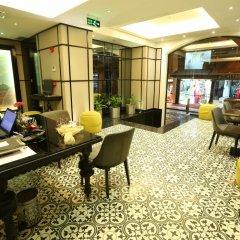 Отель Molton Nisantasi Suites интерьер отеля