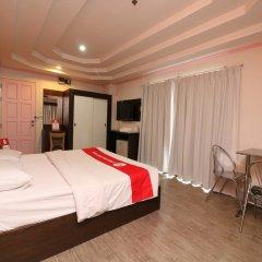 Отель NIDA Rooms Ramkamhaeng Avenue Min Buri комната для гостей