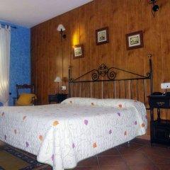 Hotel Rural Soterraña комната для гостей фото 2