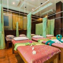 Отель Azure Bangla Phuket спа