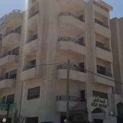 Отель Gulf Suites Hotel Иордания, Амман - отзывы, цены и фото номеров - забронировать отель Gulf Suites Hotel онлайн вид на фасад фото 3