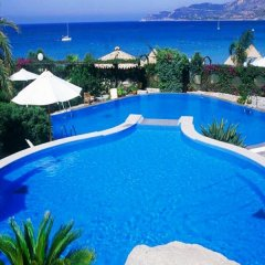 Отель Stella Maris бассейн