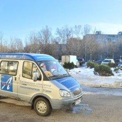 Гостиница Узкое городской автобус