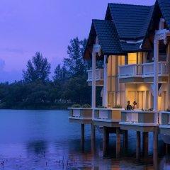 Отель Angsana Laguna Phuket Пхукет приотельная территория