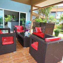 Отель Phutaralanta Resort Ланта интерьер отеля фото 2