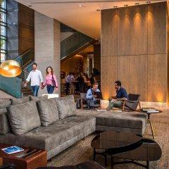 Отель Grand Hyatt Sao Paulo интерьер отеля