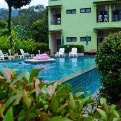 Отель Morrakot Lanta Resort бассейн
