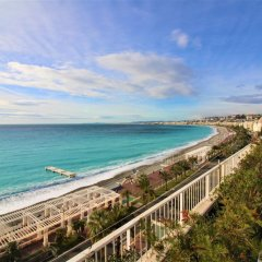 Отель Nice Booking - Royal Luxembourg Piscine Ницца пляж