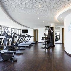 Отель Novotel Nuernberg Centre Ville фитнесс-зал