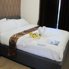 Отель The Crystal Condo Сирача удобства в номере фото 2