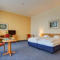 Отель Centro Park Berlin Neukolln Берлин комната для гостей фото 5