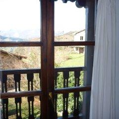 Отель Fuente De Somave балкон