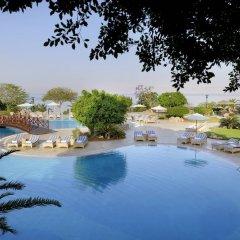 Отель Dead Sea Marriott Resort & Spa Иордания, Сваймех - отзывы, цены и фото номеров - забронировать отель Dead Sea Marriott Resort & Spa онлайн бассейн
