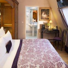 Отель Kleber Champs-Élysées Tour-Eiffel Paris Франция, Париж - 1 отзыв об отеле, цены и фото номеров - забронировать отель Kleber Champs-Élysées Tour-Eiffel Paris онлайн комната для гостей фото 3