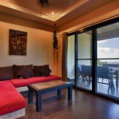 Отель Koh Tao Heights Apartments Таиланд, Мэй-Хаад-Бэй - отзывы, цены и фото номеров - забронировать отель Koh Tao Heights Apartments онлайн комната для гостей фото 4