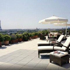 Отель Le Meurice Dorchester Collection Париж бассейн фото 3