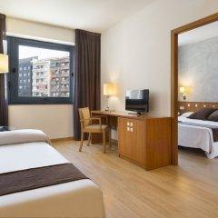 Отель Acta Azul Испания, Барселона - отзывы, цены и фото номеров - забронировать отель Acta Azul онлайн