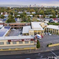 Отель Scottys Motel фото 7