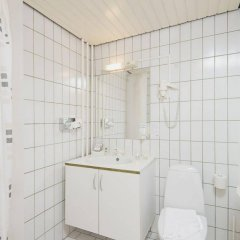 Отель Best Western Hotel Scheelsminde Дания, Алборг - отзывы, цены и фото номеров - забронировать отель Best Western Hotel Scheelsminde онлайн ванная